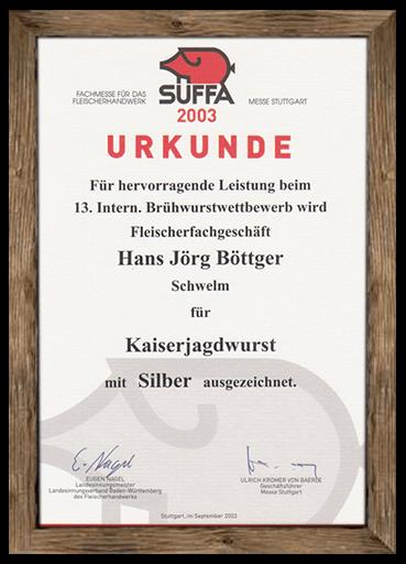 urkunde-suffa-2003-kaiserjagdwurst