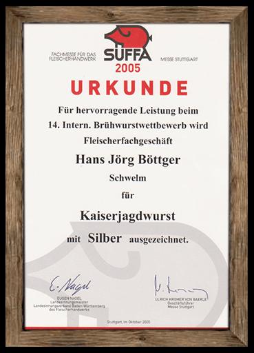 urkunde-suffa-2005-kaiserjagdwurst