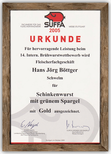 urkunde-suffa-2005-schinkenwurst-gruner-spargel