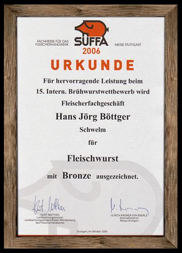 urkunde-suffa-2006-fleischwurst