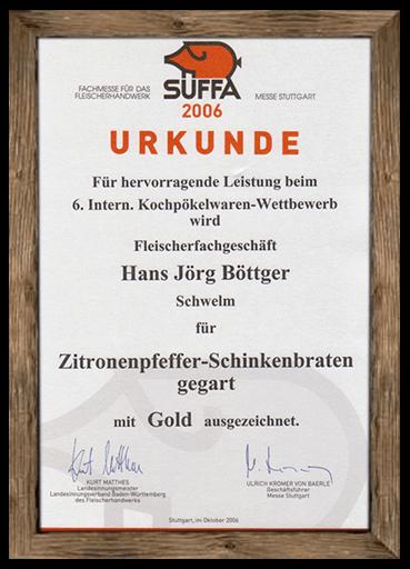 urkunde-suffa-2006-zitronenpfeffer-schinkenbraten