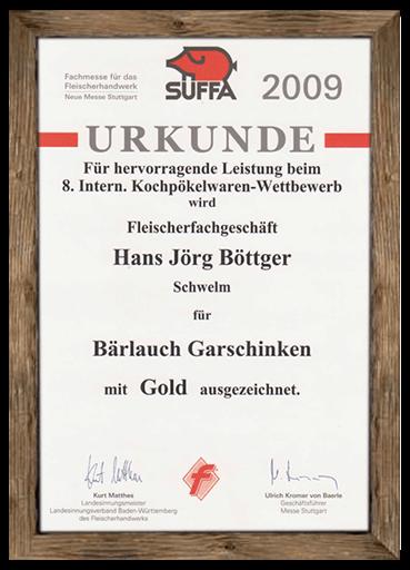 urkunde-suffa-2009-baerlauch-garschinken
