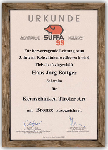 urkunde-suffa-99-kernschinken-tiroler-art